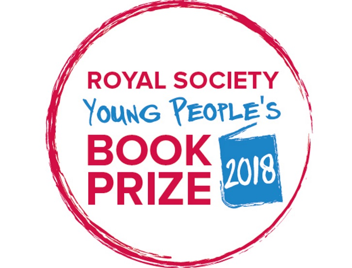 Young People's Book Prize Logo Round 2018