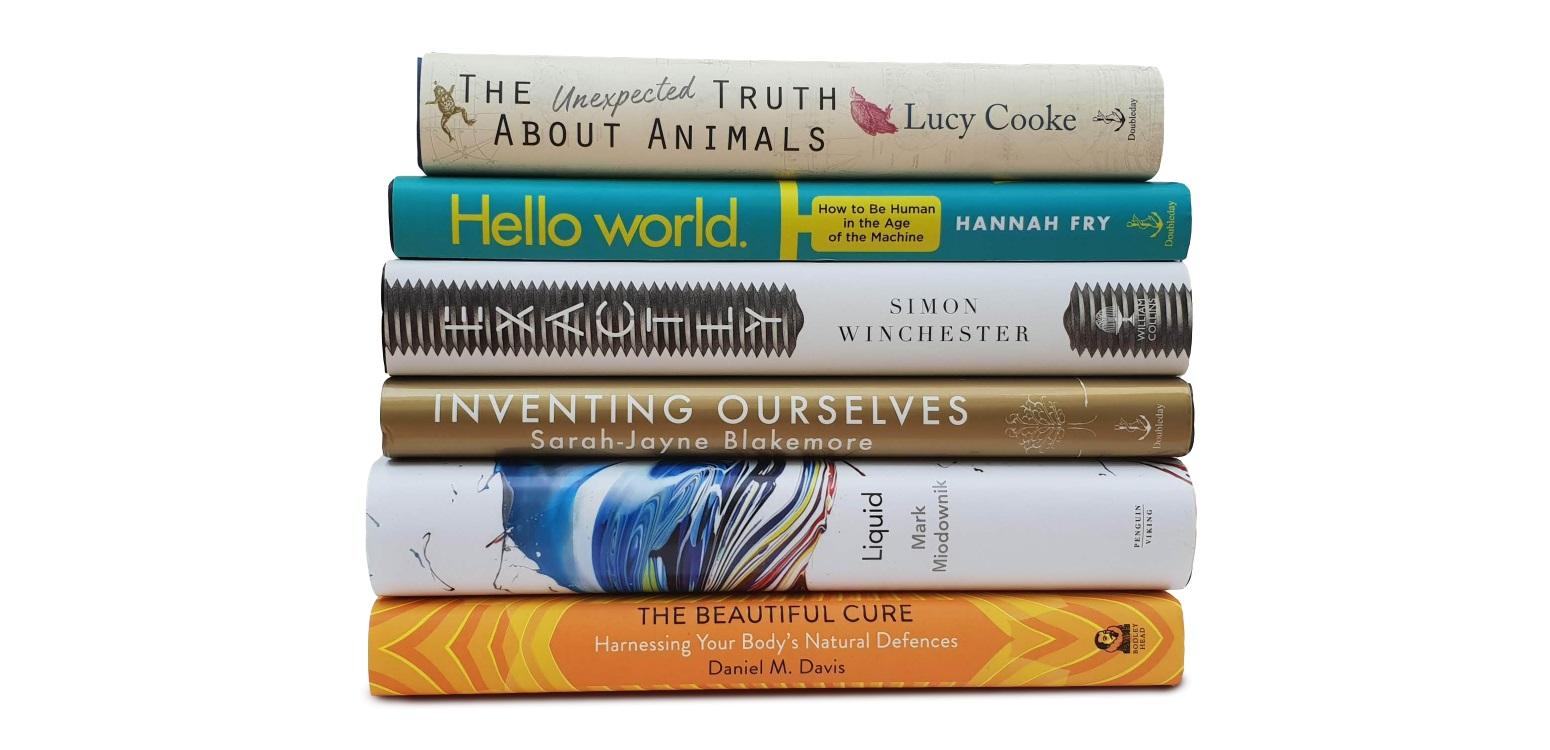 Science Book Prizes Awards Royal Society