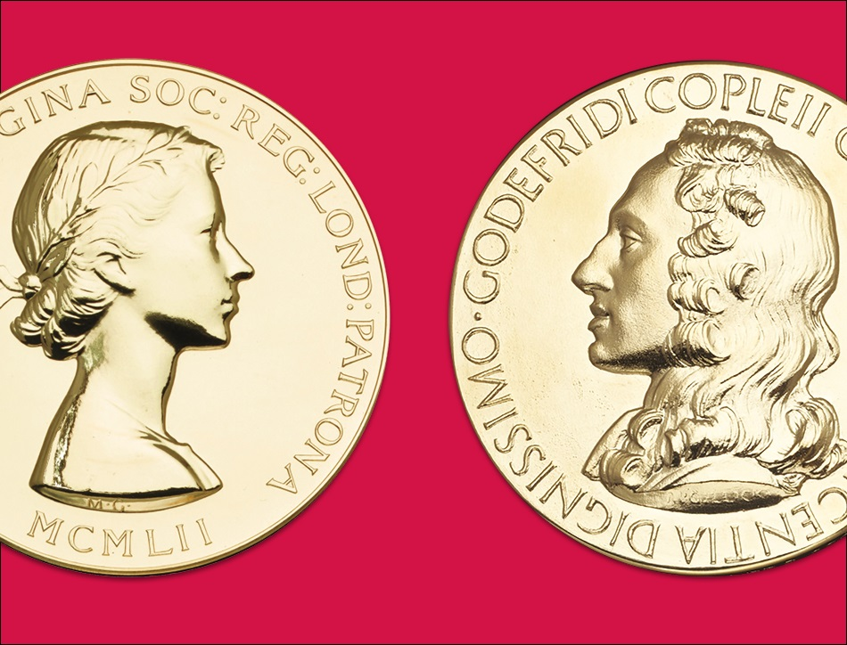 Royal Society awards, medals and prizes
