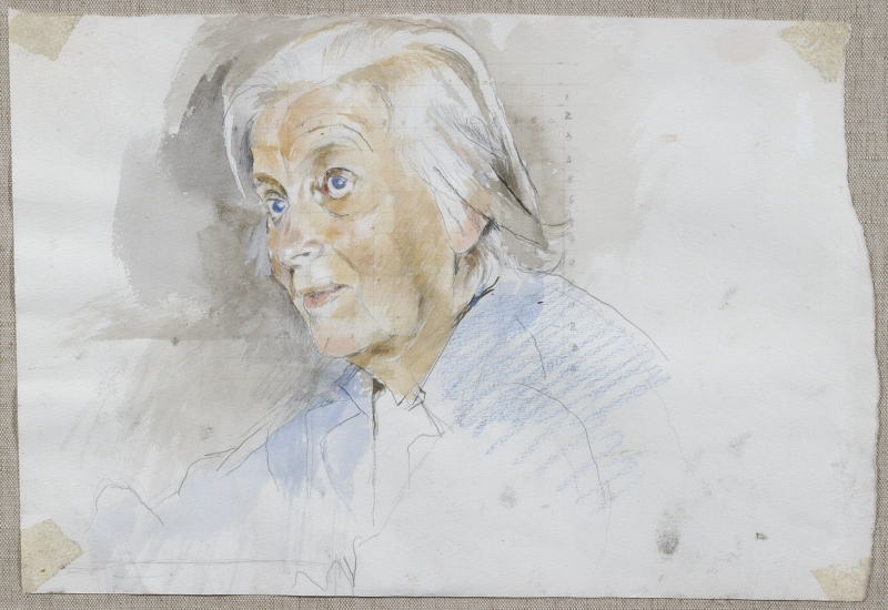 Influential British woman scientist Dorothy Hodgkin