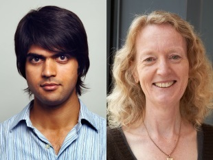 Alok Jha and Joanna Haigh
