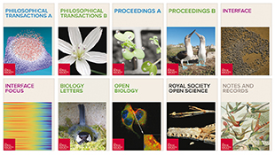The Royal Society journals