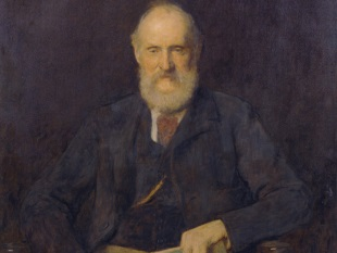 Portrait of Baron Kelvin of Largs ©The Royal Society