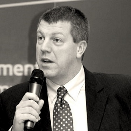 Andy Shaw, Defra Earth Observation Advisor