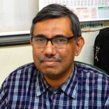 Professor Arindam Banerjee, Indian Association for the Cultivation of Science, India
