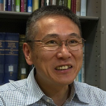 Professor Mitsuyasu Hasebe, National Institute for Basic Biology, Japan