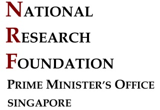 Logo of National Research Foundation, Singapore