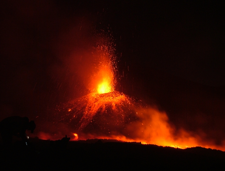 volcanoes from fuming vents to extinction events royal society