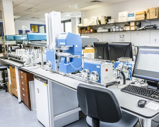 Royal Society Wolfson Laboratory Refurbishment Grant