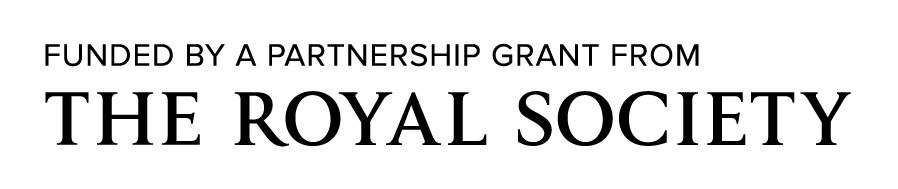 Funded by a Partnership Grant logo