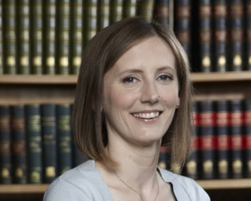 Dr Emily Flashman, Judge 2013