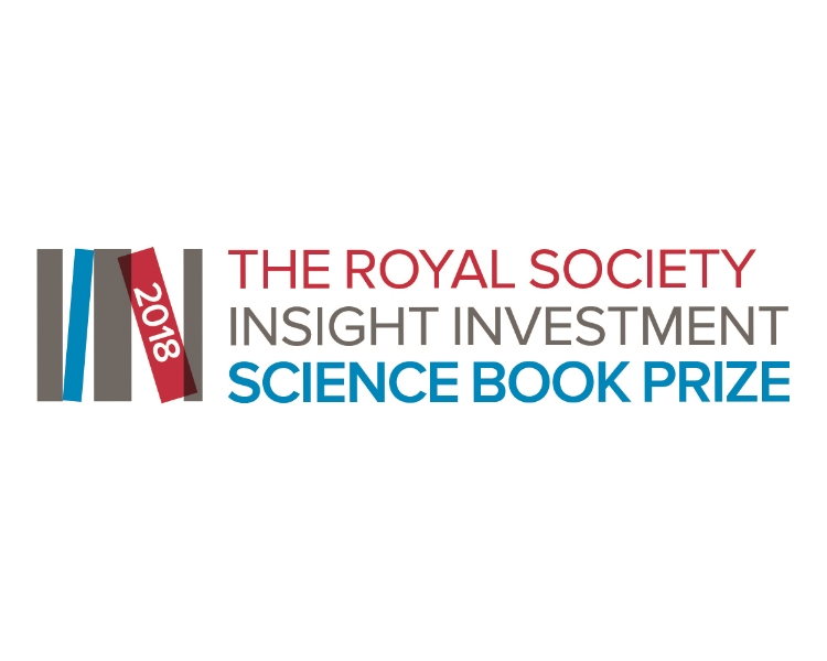The Royal Society Insight Investment Science Book Prize 2018 logo