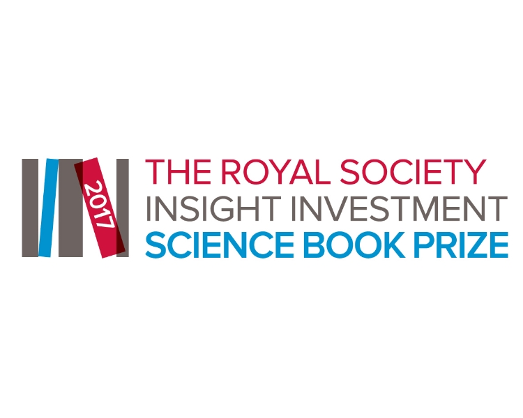 2017 Royal Society Insight Investment Science Book Prize logo