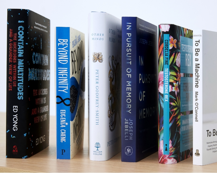 Past Winners Shortlisted Books Science Book Prize Royal Society