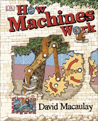 How Machines Work book cover