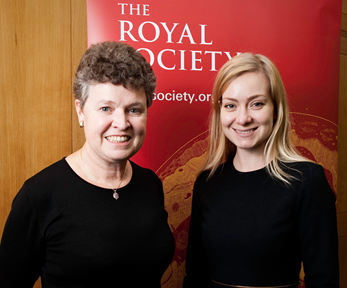 Nicola Blackwood MP and Professor Kathryn Wood were paired on the scheme in 2013.