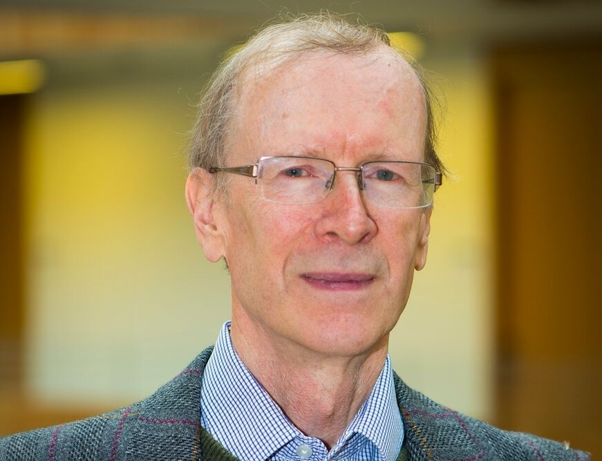 Andrew Wiles. Image credit: AZ Goriely