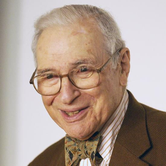 Professor Kenneth Arrow