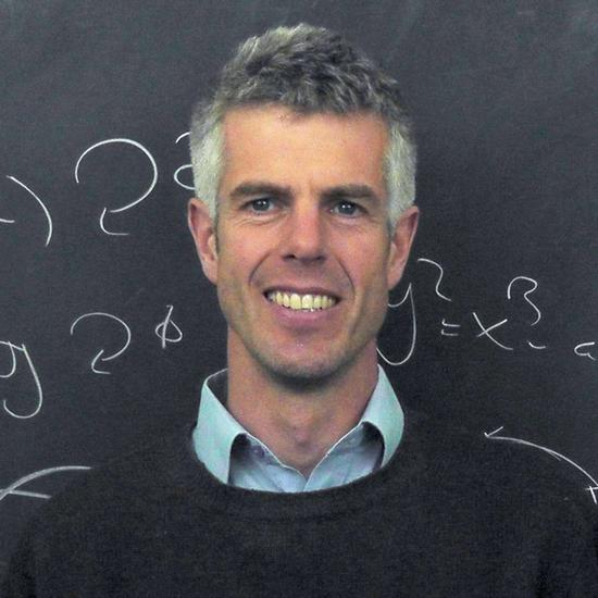 Professor Tom Bridgeland