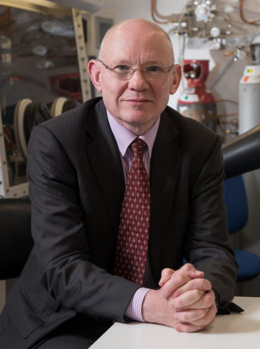 Professor Peter Bruce