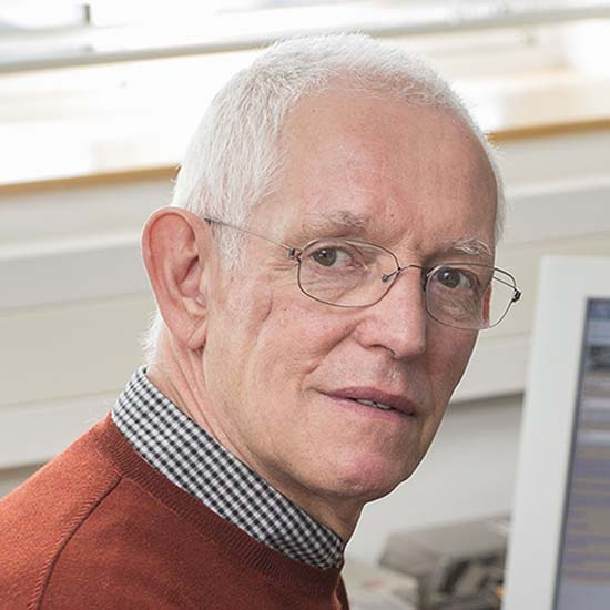 Professor Keith Chater