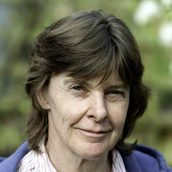 Professor Alison Etheridge