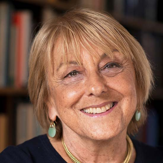 Professor Lisa Jardine