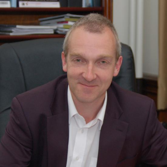 Professor Thomas McLeish