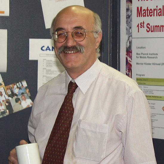 Professor Michele Parrinello