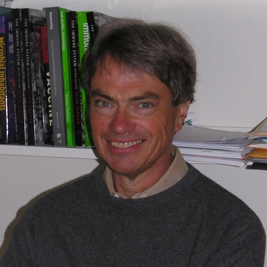 Professor Peter Parham