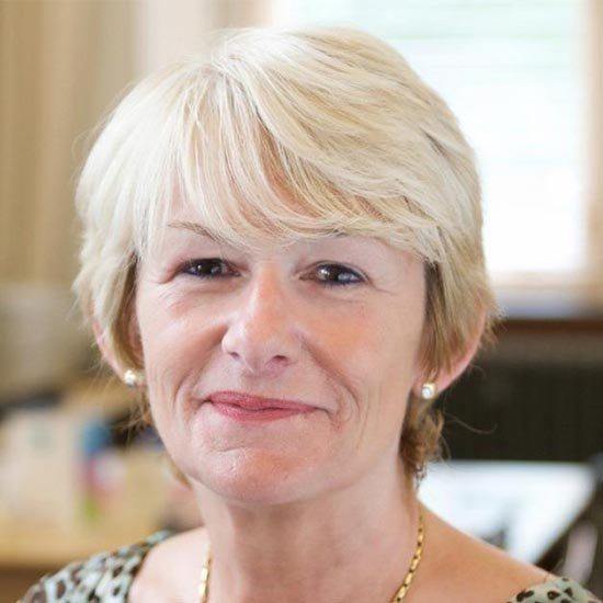 Dame Nancy Rothwell