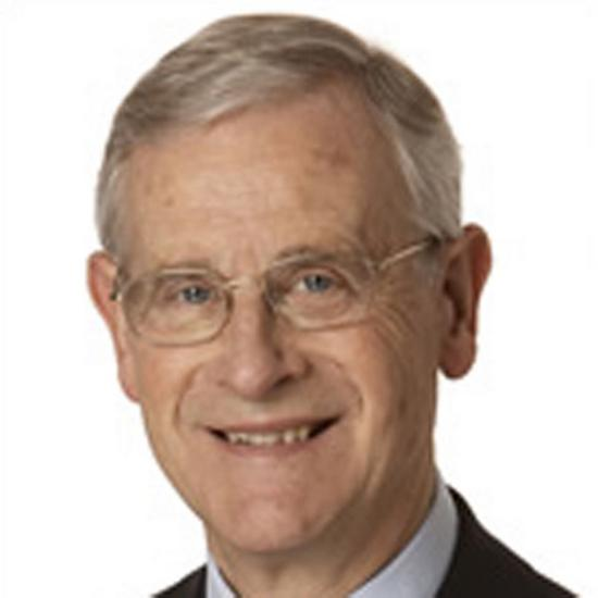 Sir Alan Rudge
