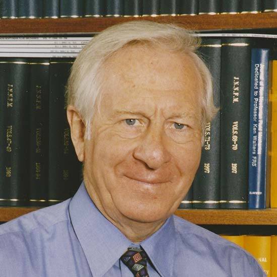 Professor Kenneth Walters