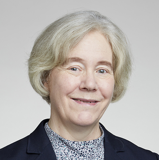 Professor Ellen Williams