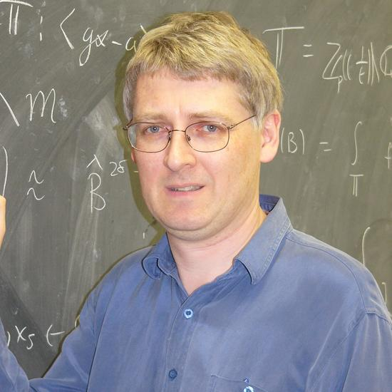 Professor Trevor Wooley