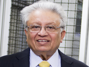 Lord Bhattacharyya Kt CBE FREng FRS