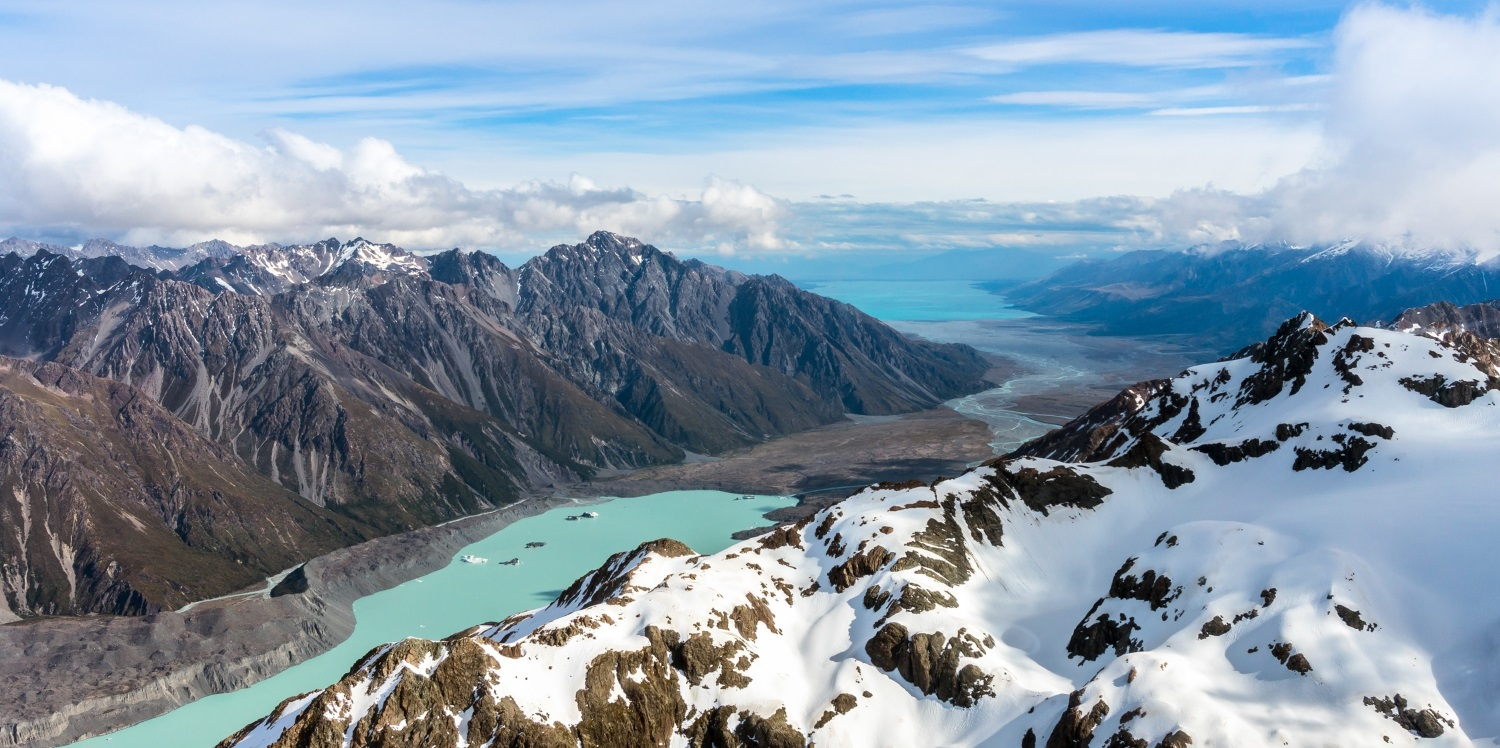 New Zealand mountains C: NanocStokk