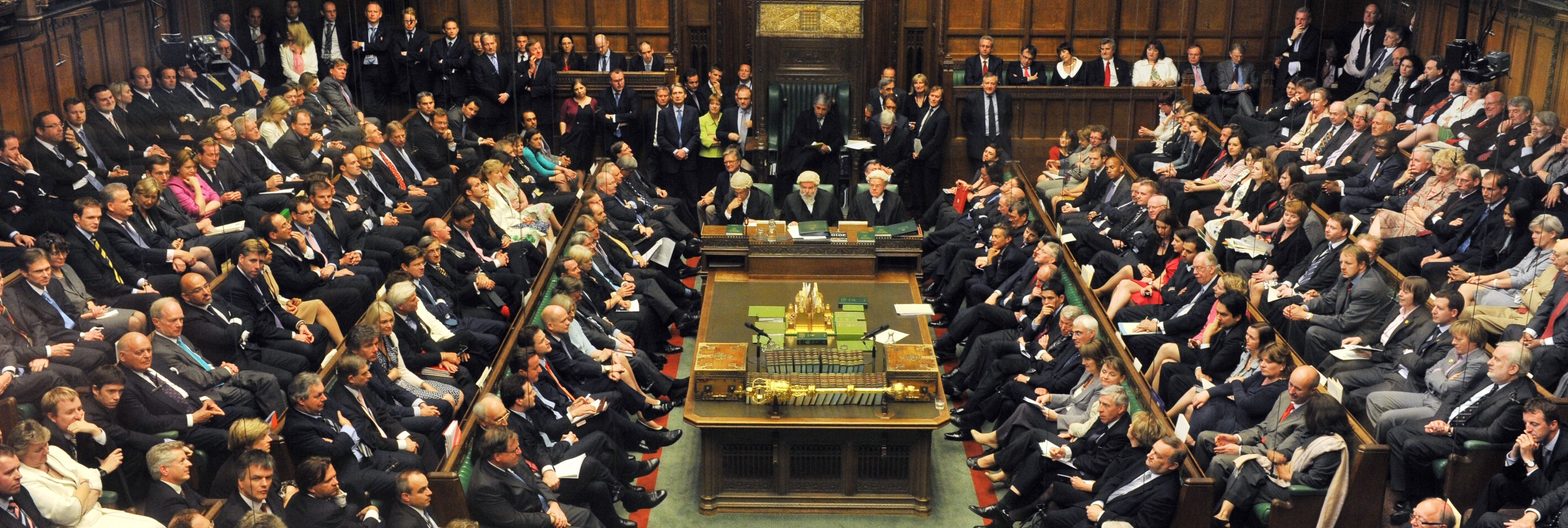 The House of Commons. Parliamentary copyright images are reproduced with the permission of Parliament